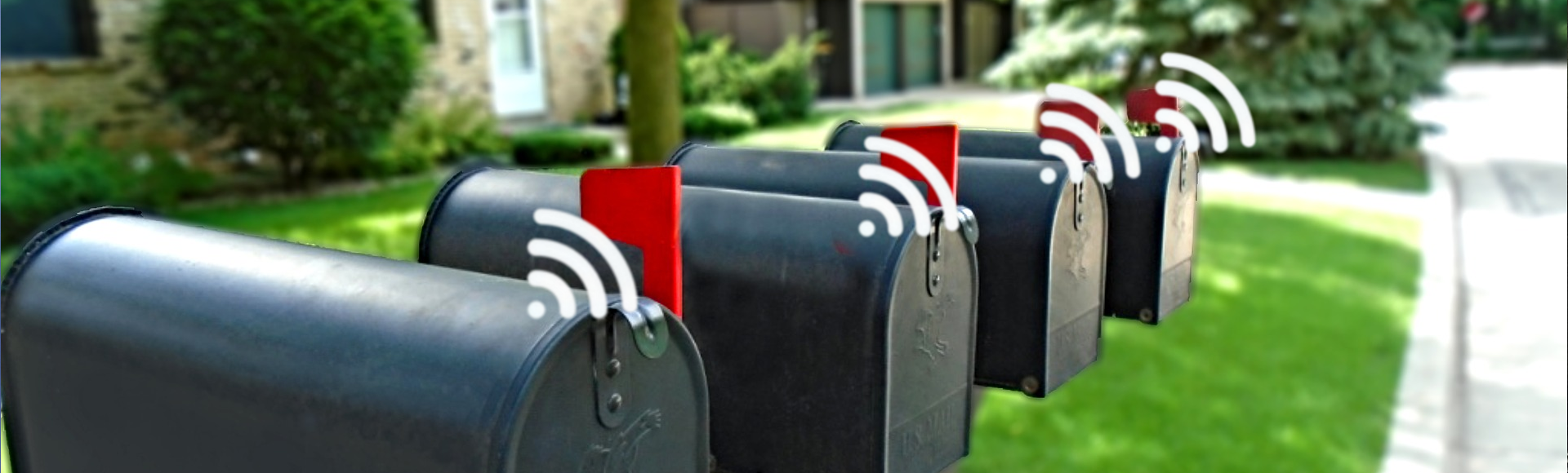 NB-IoT for Smart Connected Mail Boxes